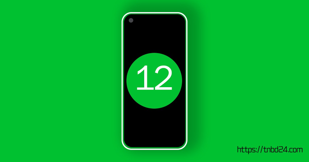 All about Android 12 – A new Look